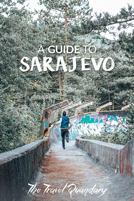 Pin and Save Photo | Sarajevo City Guide