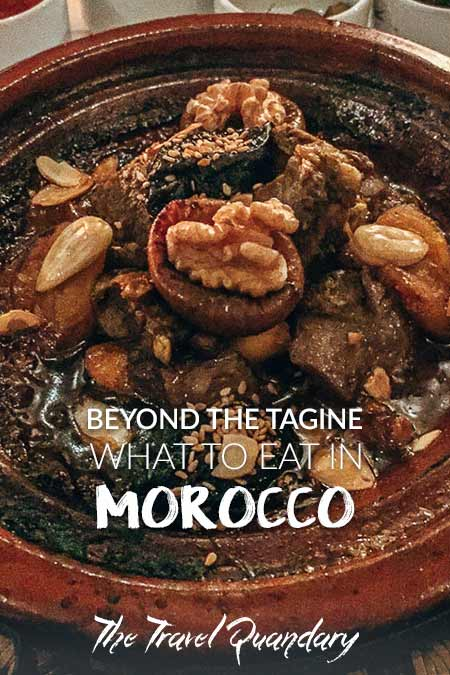 Beyond the Tagine: 11 Foods and Drinks of Morocco| Pinterest Board