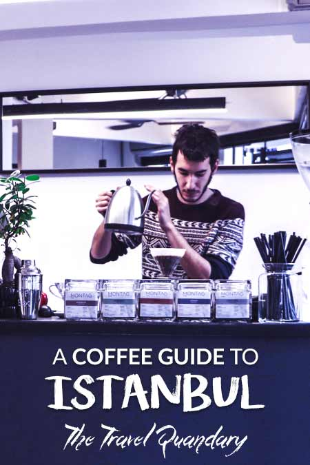 Pin to Pinterest: Specialty Coffee Shops In Istanbul