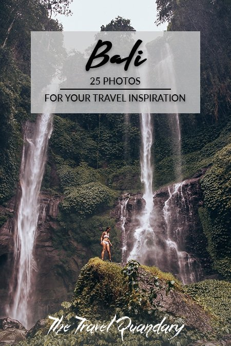 Pin to Pinterest: 25 Photos of Bali for your travel inspiration