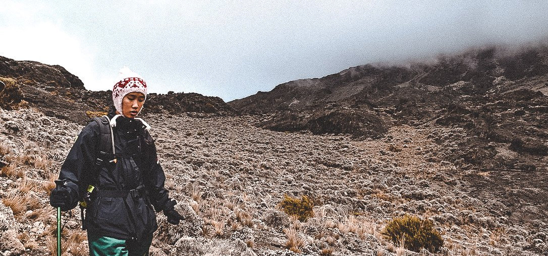 How I Summitted Kilimanjaro: The Machame Route In 7 Days | machame route 7 days 2