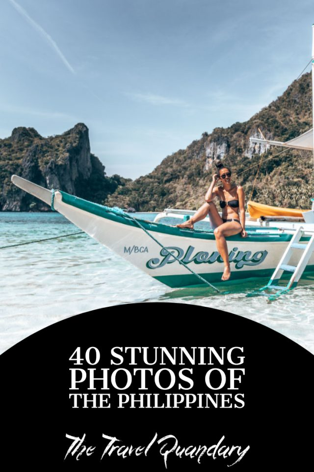 40 Stunning Photos Of The Philippines Pinterest Board