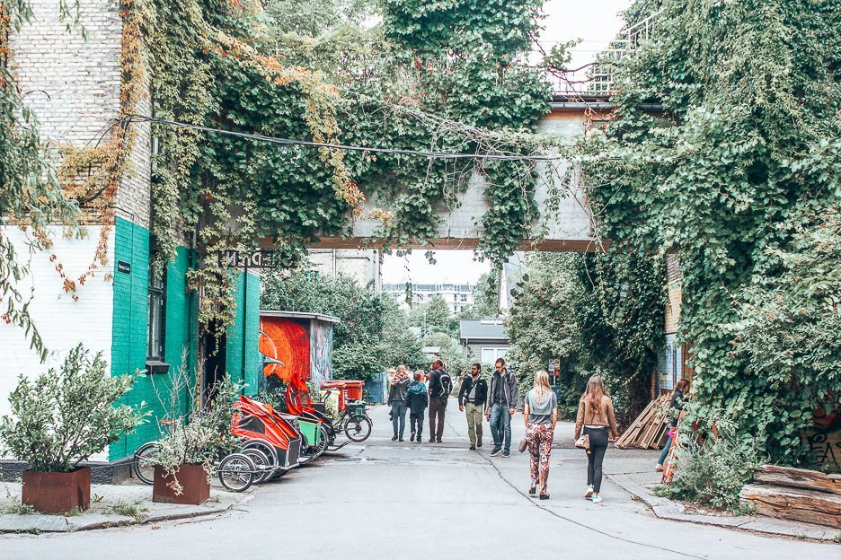 Christiania - Copenhagen City Guide, Denmark