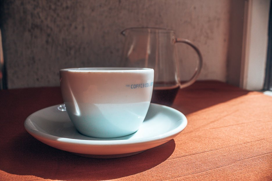 Filter coffee at The Coffee Collective - Copenhagen City Guide, Denmark