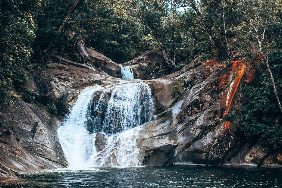 Josephine Falls, tropical North Queensland, Australia
