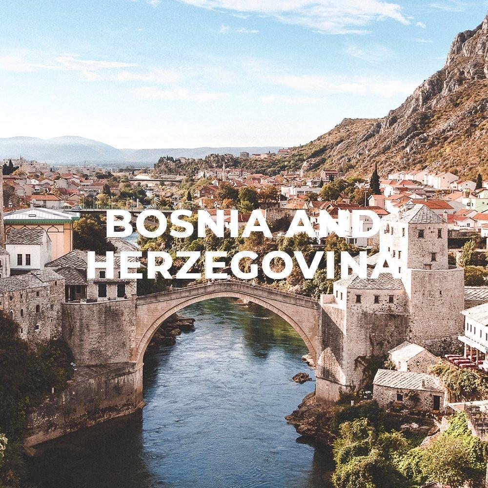 Bosnia and HerzegovinaTravel Guide