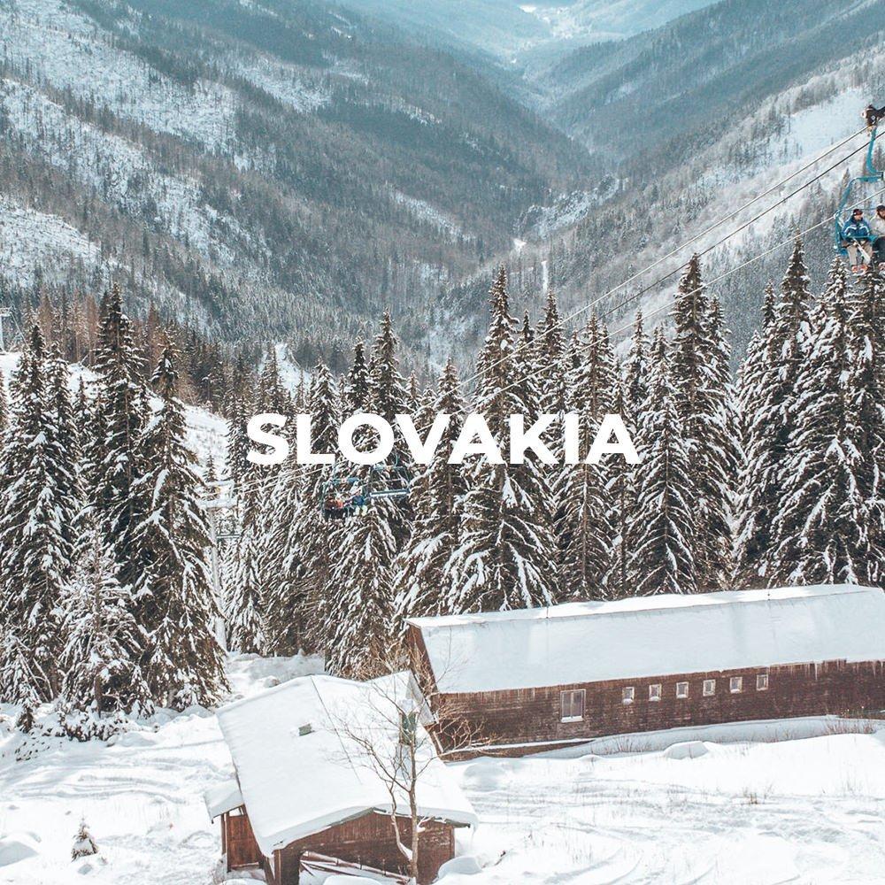 SlovakiaTravel Guide