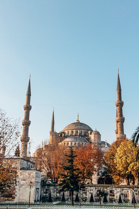 The Blue Mosque - Istanbul City Guide