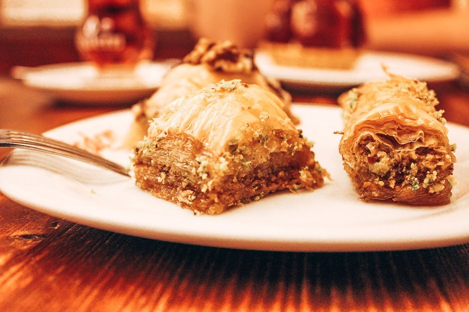 Tasty baklava - Istanbul City Guide, Turkey