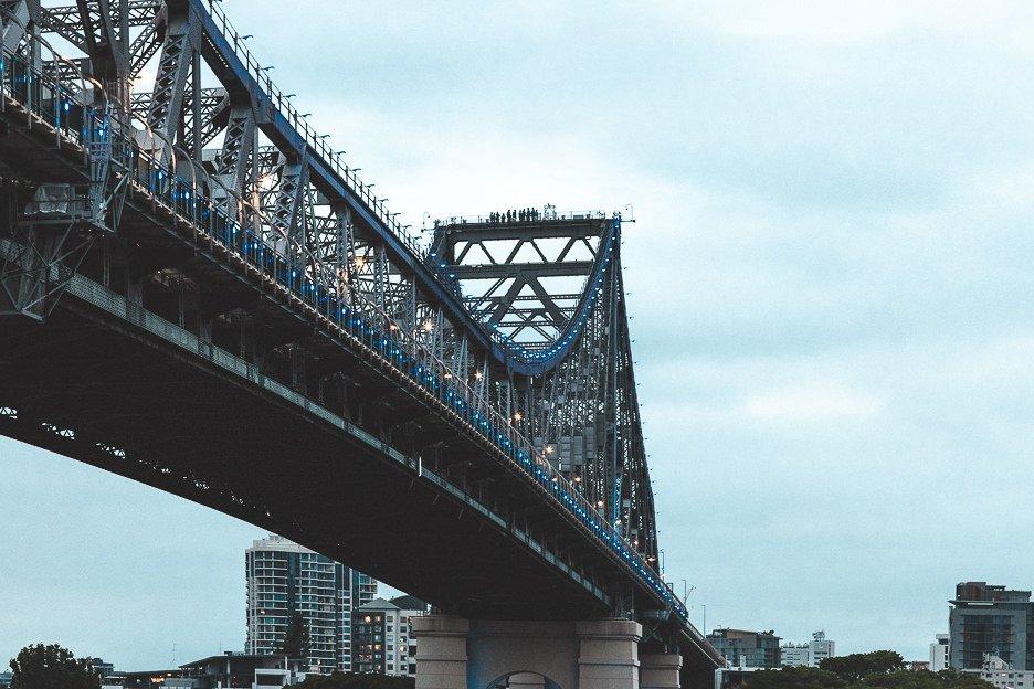 The Story Bridge, Brisbane Australia