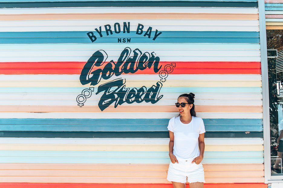 Pastel colours - the ultimate Byron Bay Travel Guide