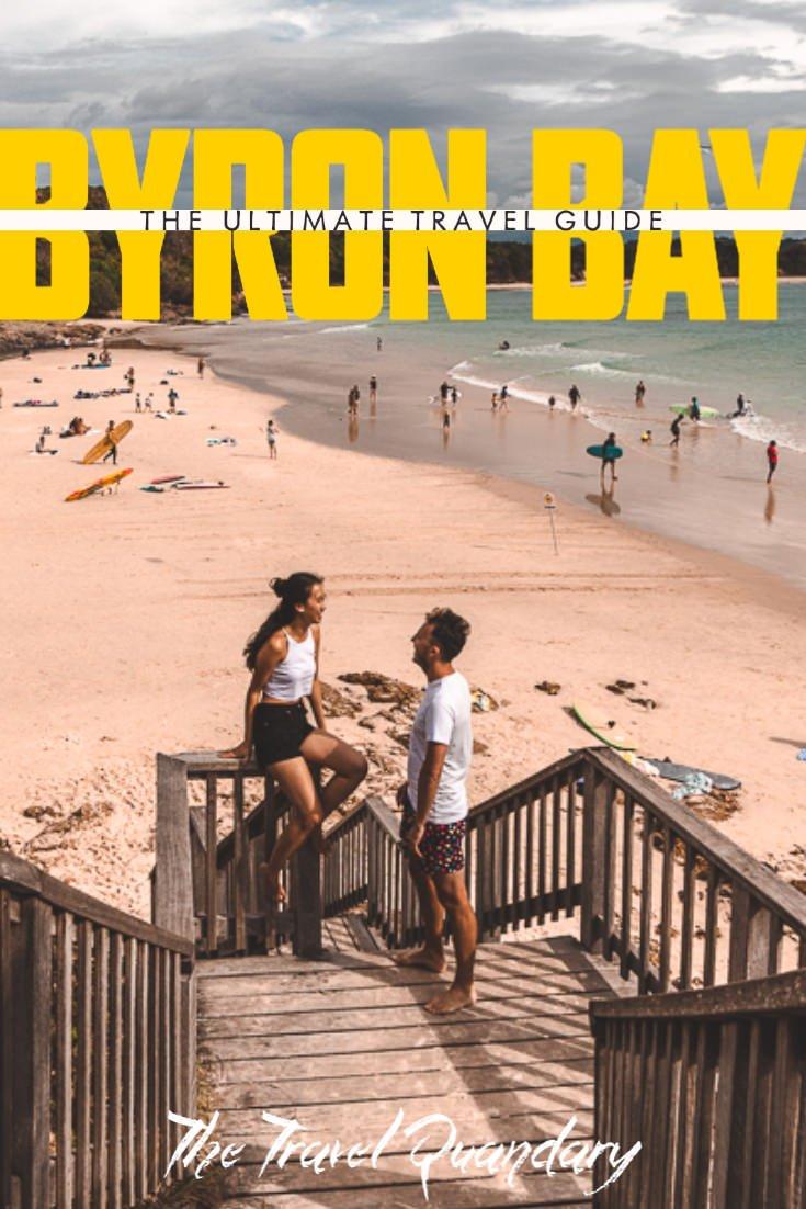 Pin Photo: Byron Bay Things To Do