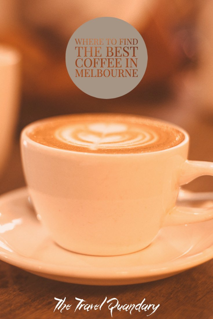 Pin Photo: Best Coffee in Melbourne