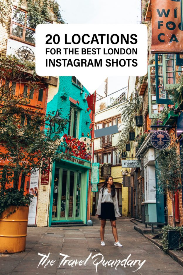 Pin to Pinterest - Neal's Yard | most instagrammable places in London