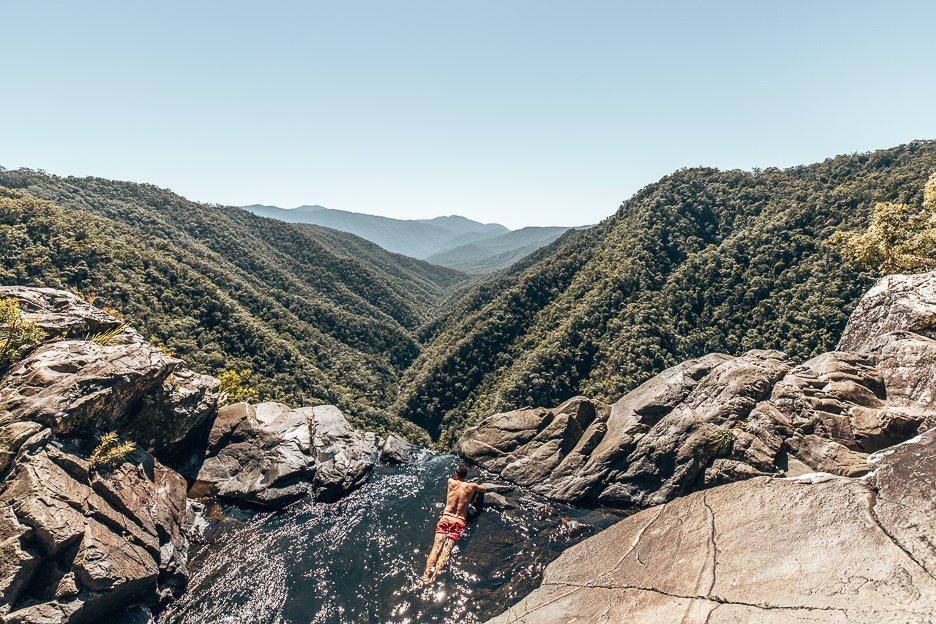 Windin Falls | Best waterfalls in Queensland