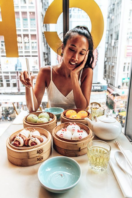 Yum Cha Central | Hong Kong Dim Sum Restaurant
