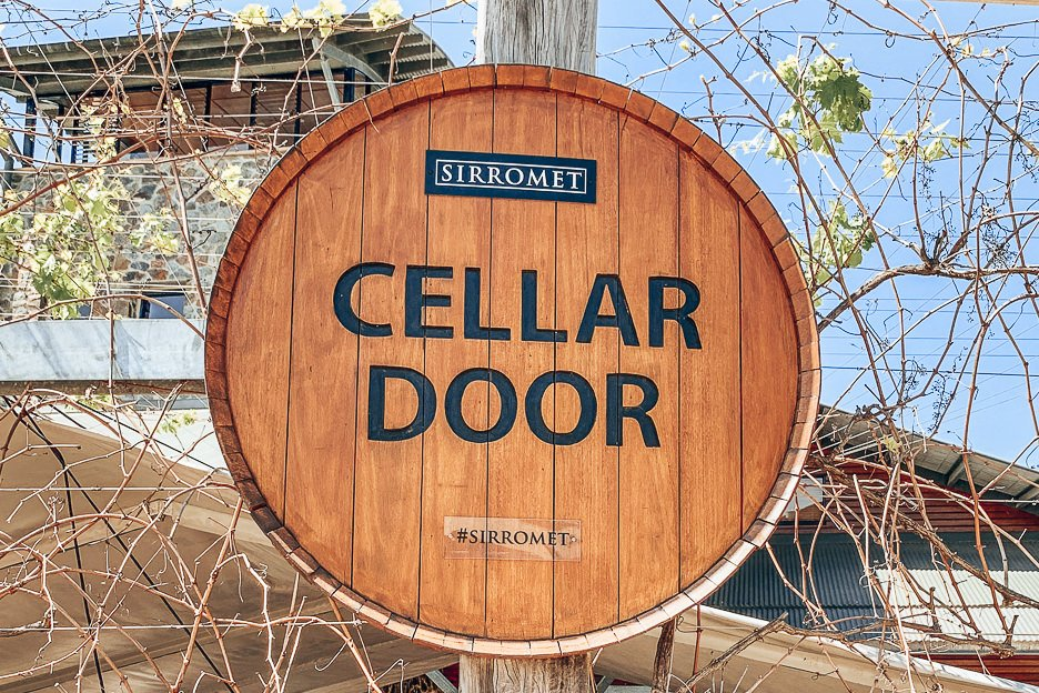 Cellar Door at Sirromet Wines | book a tour for a day trip from Brisbane