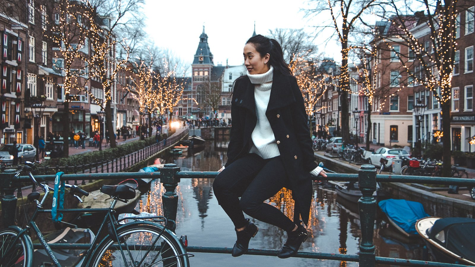 Amsterdam Instagram Spots | 16 Places Worth Visiting