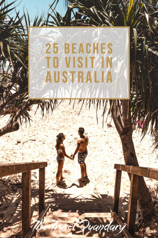Pin to Pinterest | Beach Destinations Australia