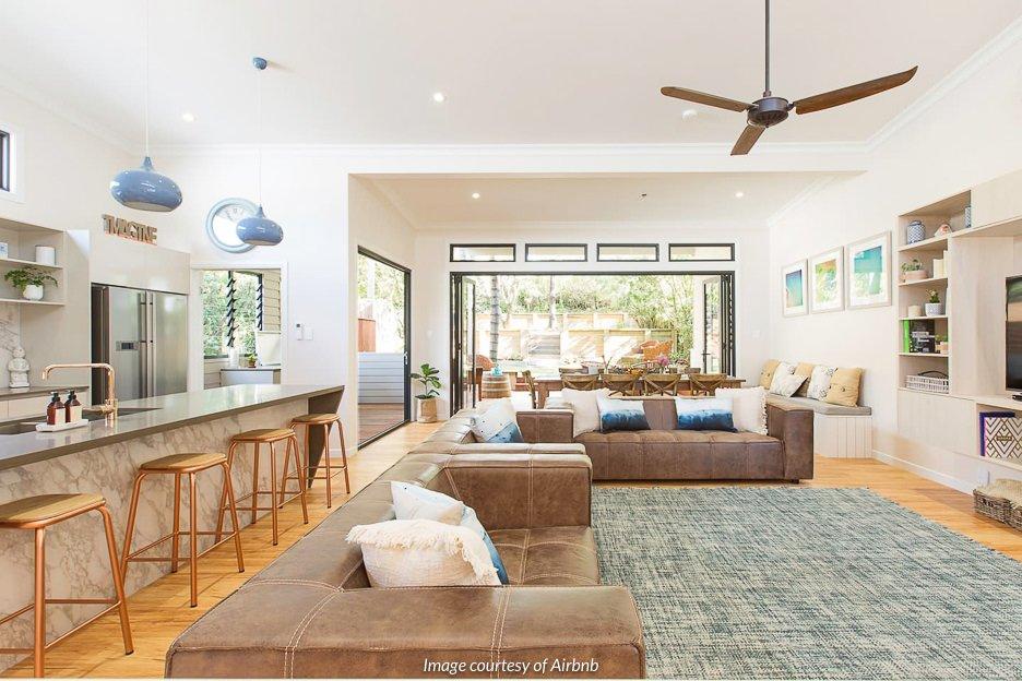 15+ Must Stay Airbnbs Brisbane Australia | airbnb brisbane australia 26