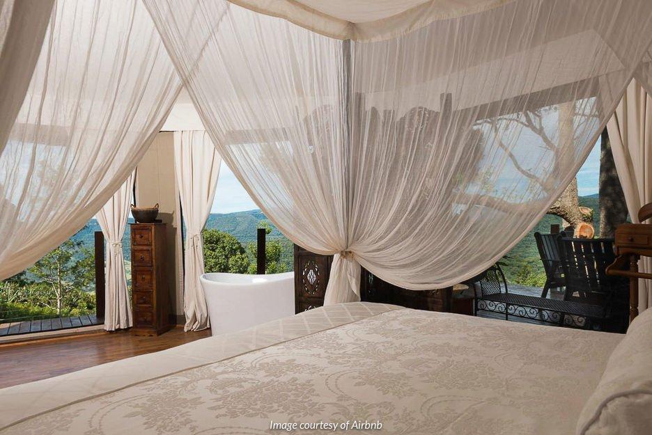 Safari in the Clouds, Beechmont | Airbnb Gold Coast Hinterland