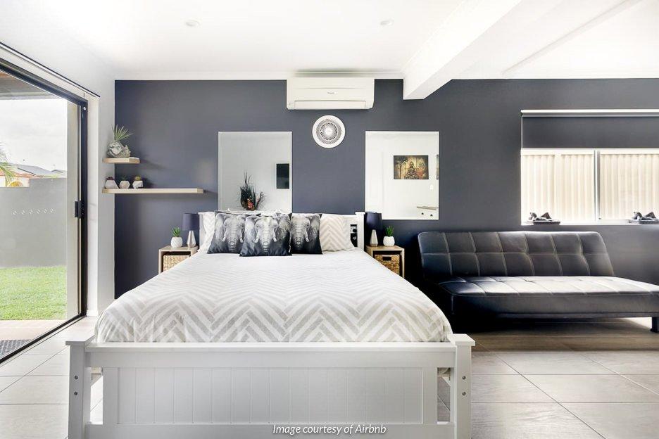 Bali-inspired Studio | Airbnb Gold Coast Broadbeach