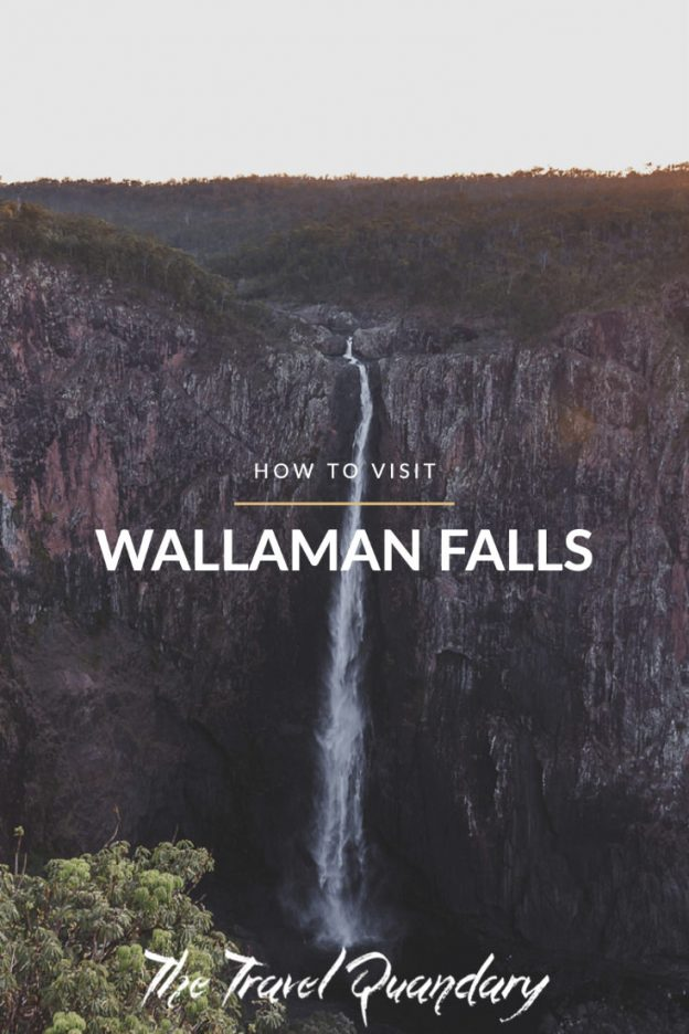 Wallaman Falls Qld | How to visit including Wallaman Falls camping