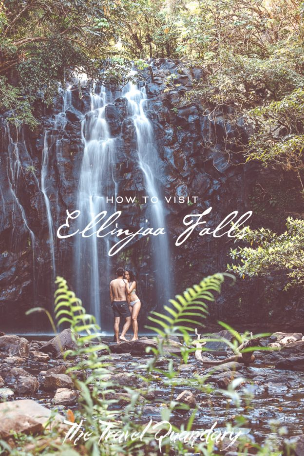Pin Photo | How To Get To Ellinjaa Falls