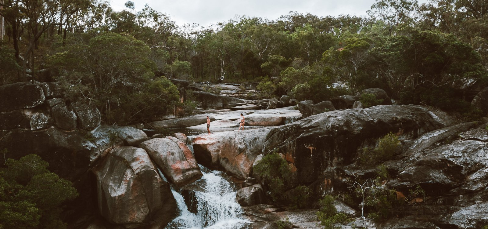 How To Get To Davies Creek Falls from Cairns