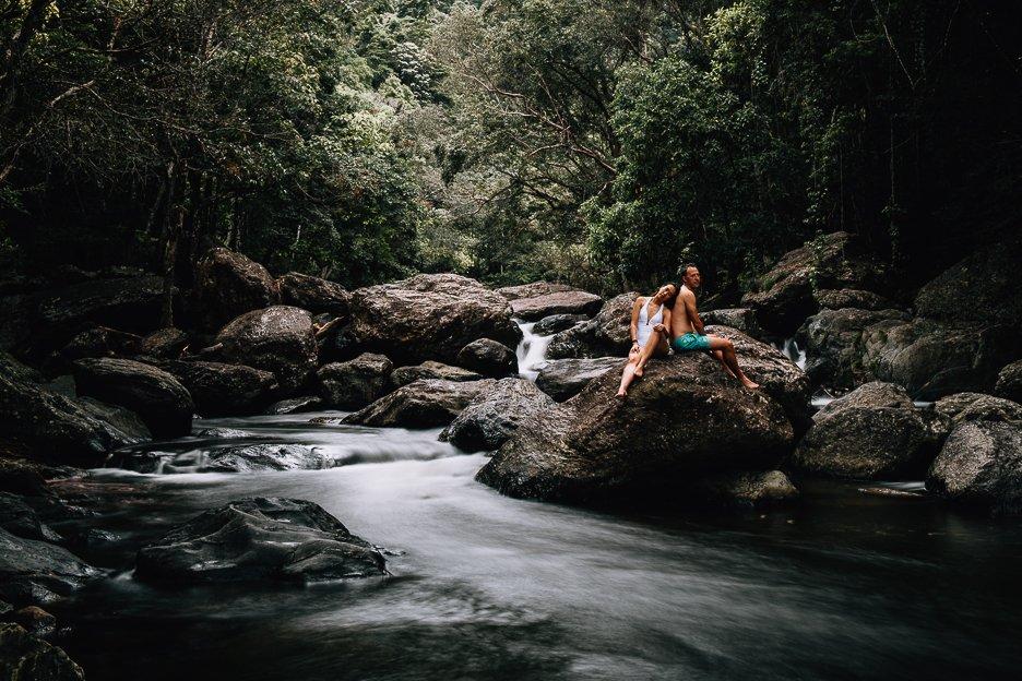 Crystal Cascades - North Queensland road trip