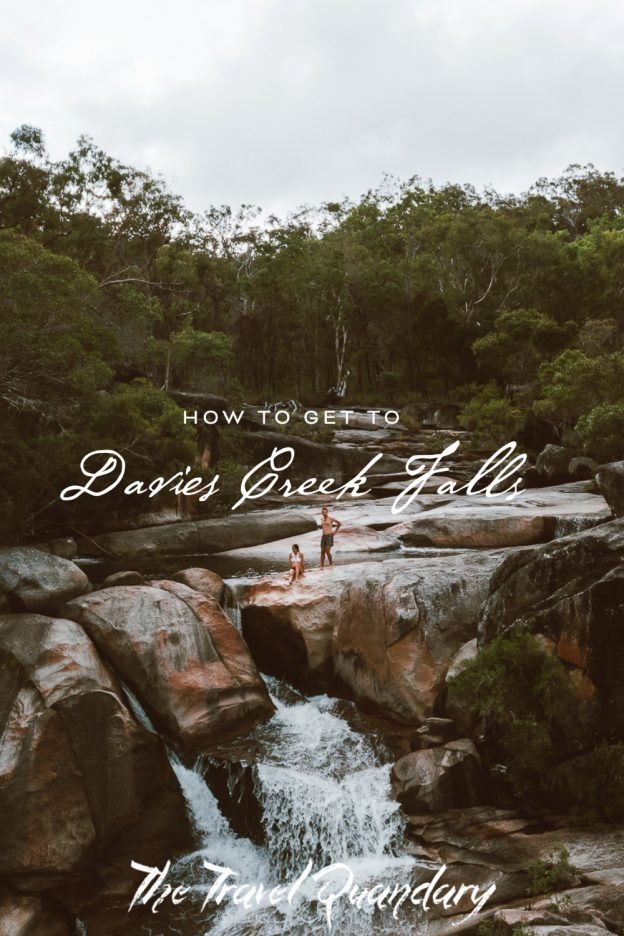 Pin to Pinterest   How To Get To Davies Creek Falls Qld