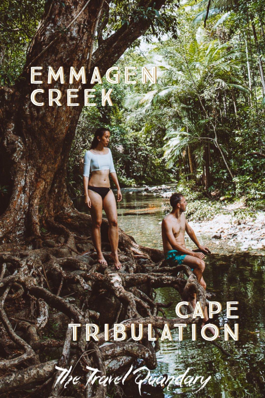 Emmagen Creek Cape Tribulation