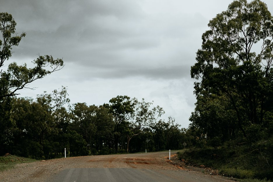 The roads leading to Chillagoe Qld