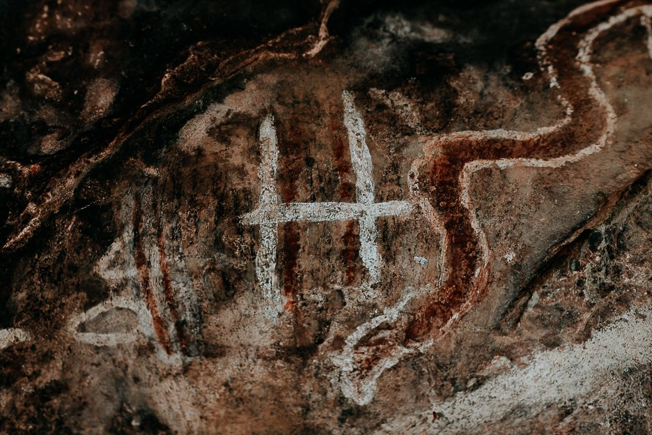 Aboriginal art in Chillagoe