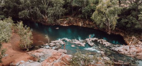 Things to do in Chillagoe Qld